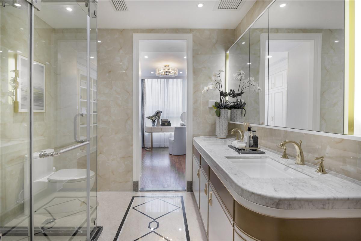 大戶型現代輕奢臥室裝修風格效果圖